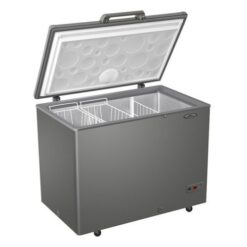 Haier Thermocool 400 Litres Chest Freezer (SILVER)