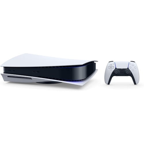 Sony PlayStation 5 Standard Edition - PS5 White Console