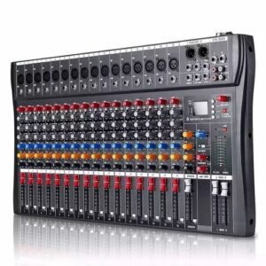 Yamaha Professional 16 Channels Bluetooth Audio Mixer With USB Port