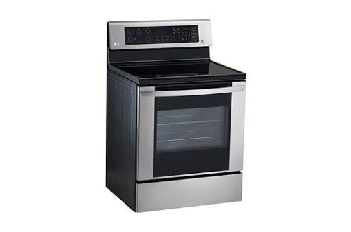 LG Electric Cooker 6 Burners 178Litres Oven Capacity