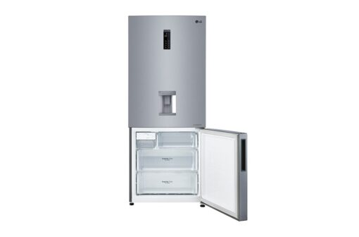 Skip to the end of the images gallery Skip to the beginning of the images gallery LG Refrigerator Bottom Freezer 440L - REF 559