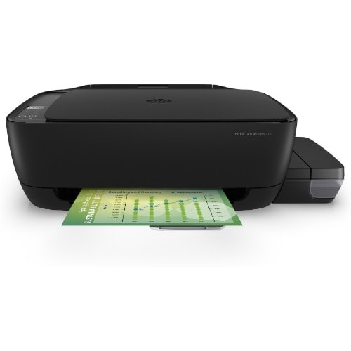 HP Ink Tank All-In-One Wl 415 Wireless Printer